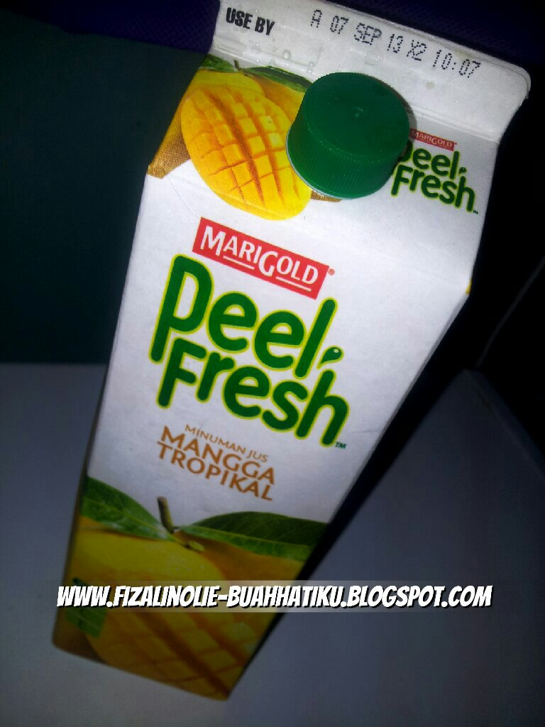 Peel Fresh Minuman Wajib Ada