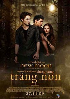 Trăng Non 2 - The Twilight Saga: New Moon