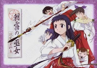 Phim Asagiri No Miko