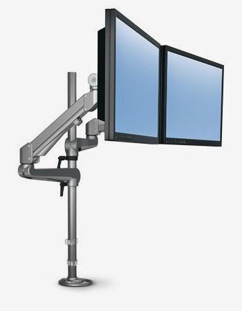 ESI EDGE Dual Screen Monitor Arm