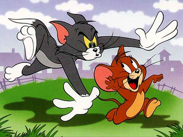 Tom & Cherry