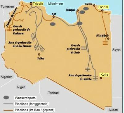 Skyline_Nachrichten_Wasserreserven in Libyen