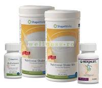program de initiere Herbalife