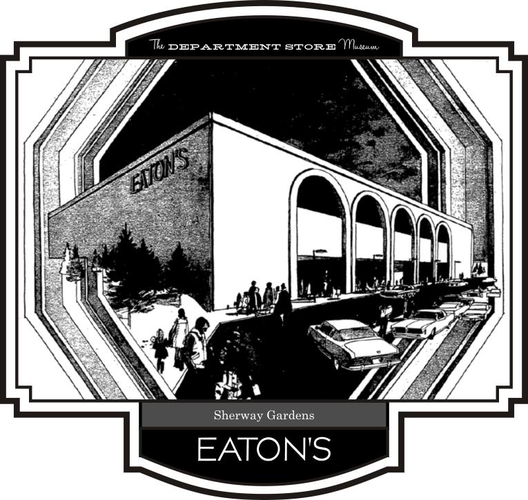 Shopko: The T. Eaton Co., Ltd., Toronto, Ontario, Canada