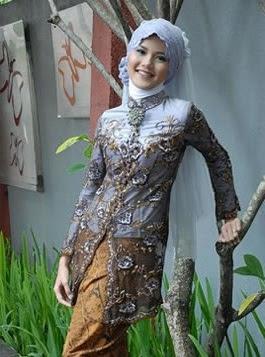 Model kebaya penganten muslim.jpg