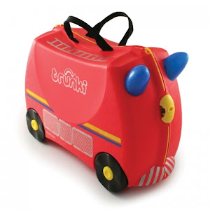 2012 Trunki-Fire Engine(RED) Child Travel Luggage RM279