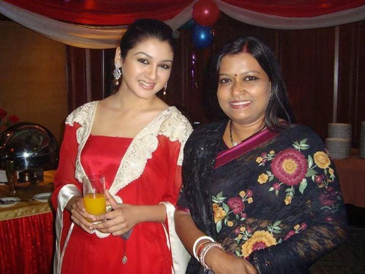 Bangladeshi actress Joya