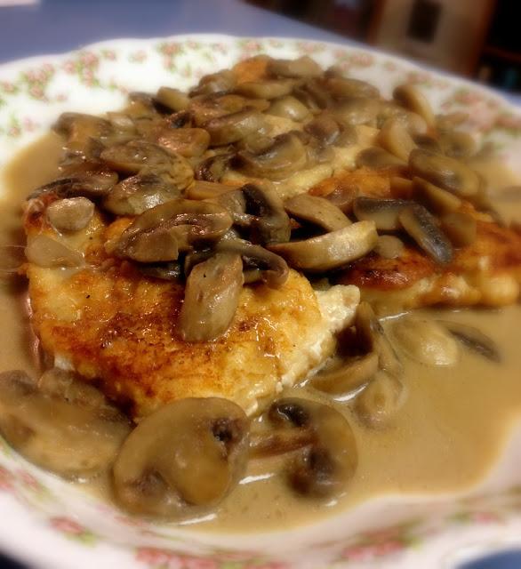 KitchenJoy: {Easy} Chicken Marsala