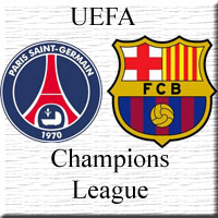 Hasil akhir Paris Saint Germain vs Barcelona