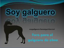 FORO '' SOY GALGUERO''