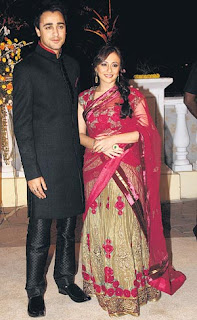 Imran Khan and Avantika Wedding Reception
