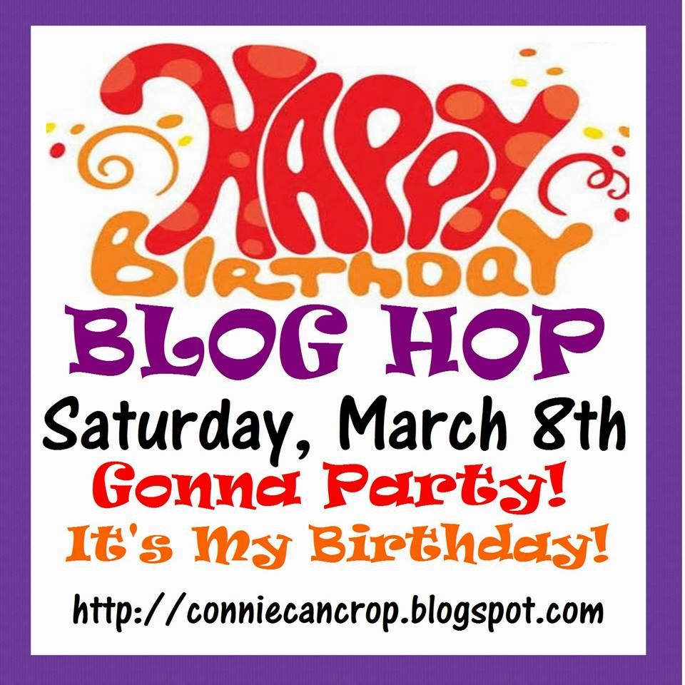 Happy Birthday Blog Hop