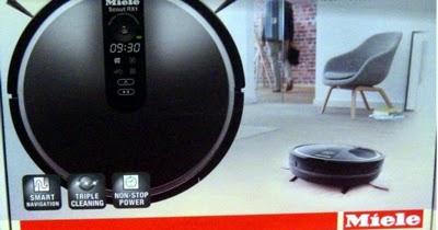 produktinfo und test miele saugroboter erfahrung rx1. Black Bedroom Furniture Sets. Home Design Ideas