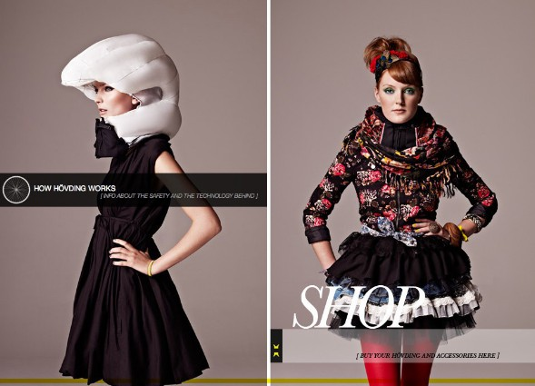 Novidade em capacetes Hovding+foto+2+590x425