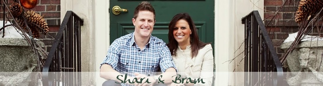 Shari and Bram