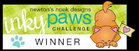I won @NND 100th Challenge