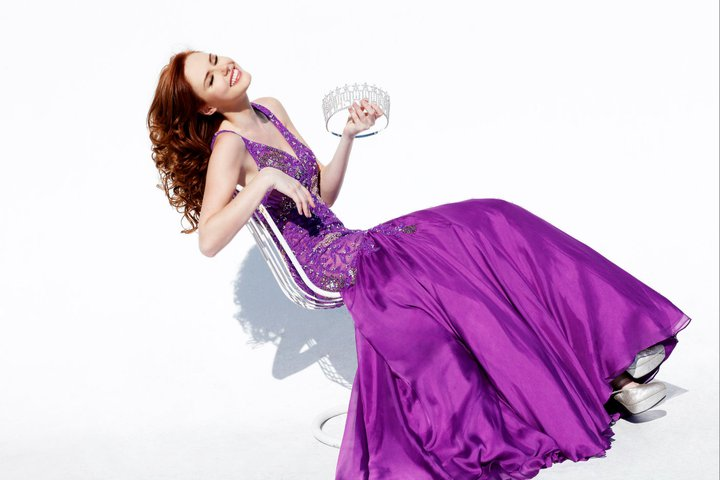 More Photos of Newly Crowned Miss USA 2011, Alyssa Campanella