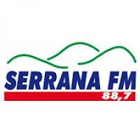 ouvir a Rádio Serrana FM 88,7 Nioaque MS