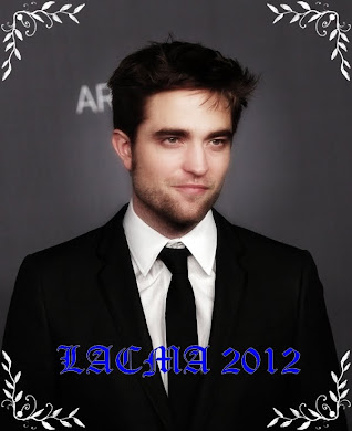 Rob at LACMA 2012