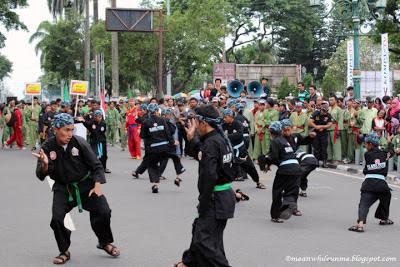 malioboro pencak festival pencak gabungan