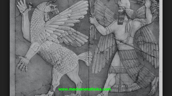 Misteri Nisnas, Bangsa Sebelum Manusia di Bumi