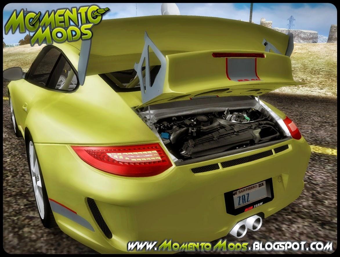 GTA SA - Porsche 911 GT3 RS4.0 2011