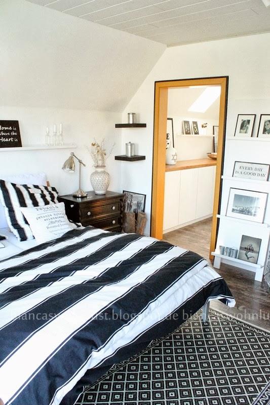 wohnlust wo hat sie blo diese bettw sche her. Black Bedroom Furniture Sets. Home Design Ideas