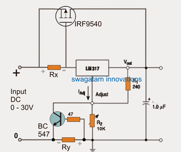 modified inverter schematic diagram html with Lm317 With Outboard Current Boost on Diagram 7 Inverter Circuit Diagram For Inverter Operation also Simplest  m Modified Sine Wave besides H Bridge Modified Sine Wave Inverter likewise Inversor De 12v Para 220v furthermore 4047 Sine Wave Inverter Schematics.