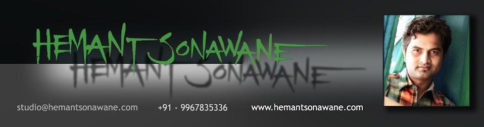Hemant Sonawane's Art Blog