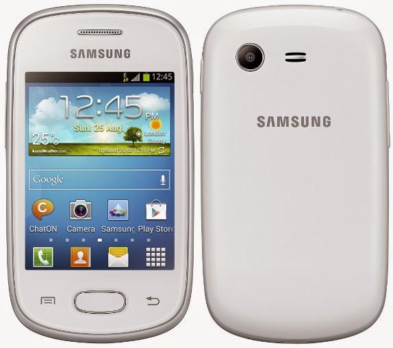 Spesifikasi perbandingan Smartfren Andromax C Vs Samsung Galaxy Star