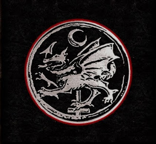 El emblema de Vlad Tepes transformado para Cradle of Filth