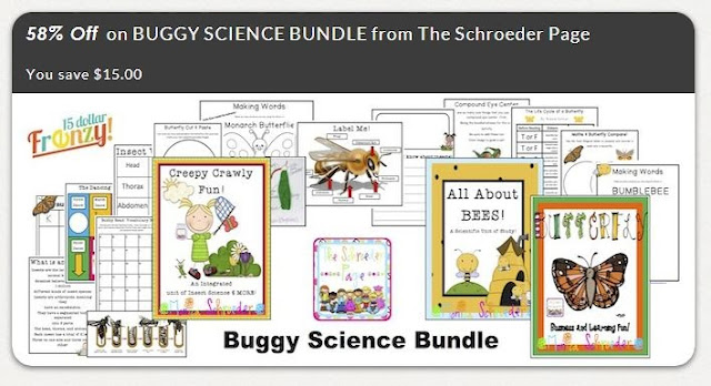 Buggy Science Bundle, Educents
