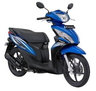 Honda Spacy Helm-In PGM-FI