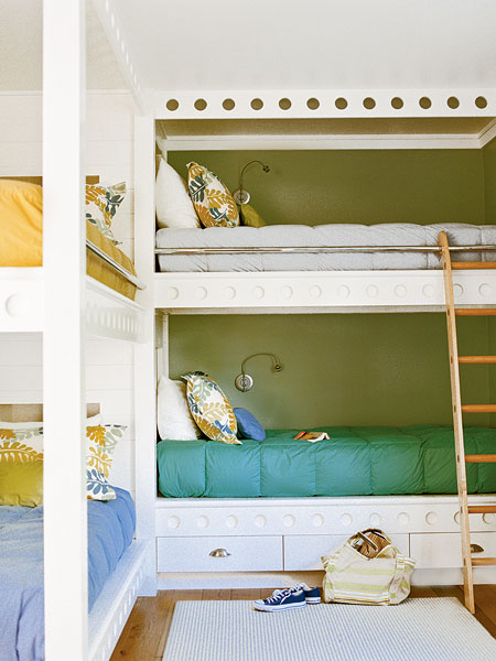 Beautiful  children are sharing a room but it also helps to spark a child us imagination Now let us take a look at some gorgeous bunk bed designs I found today