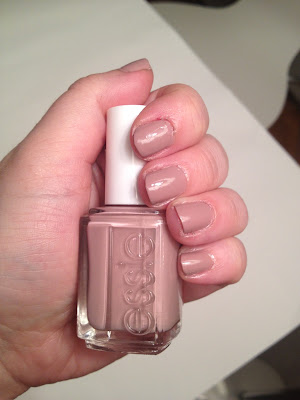 Nail of the Day (NOTD)- Essie Lady Like & Swatches