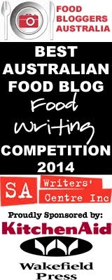 Best New Food Blog 2014