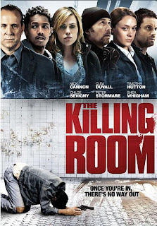 the killing room Un WTF Absurde et Anxiogène qui traite de la Soumission
