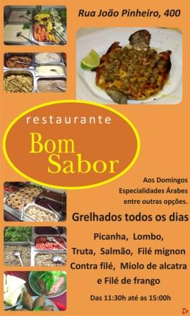 Restaurante BOM SABOR