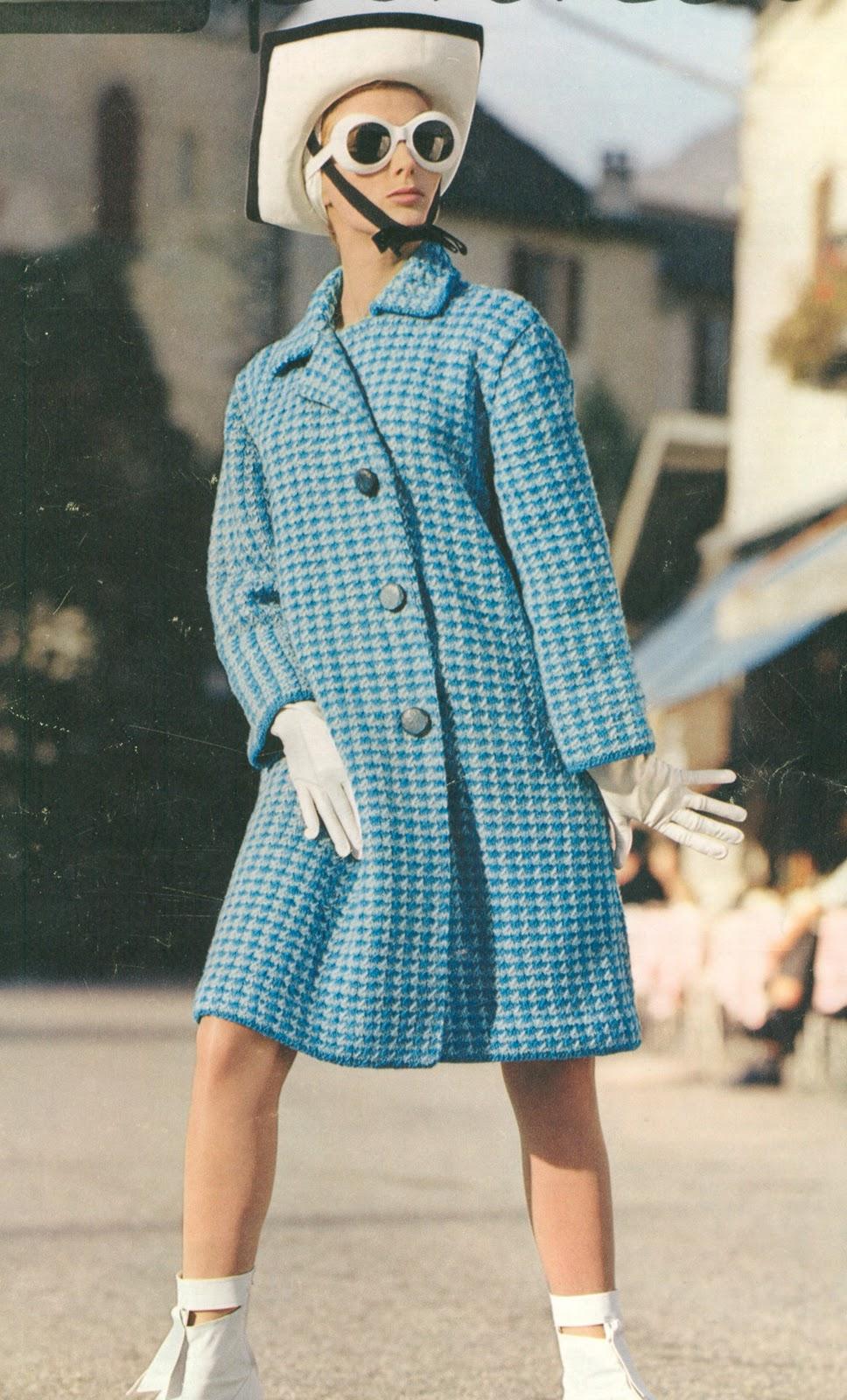 Мода прошлого на фото