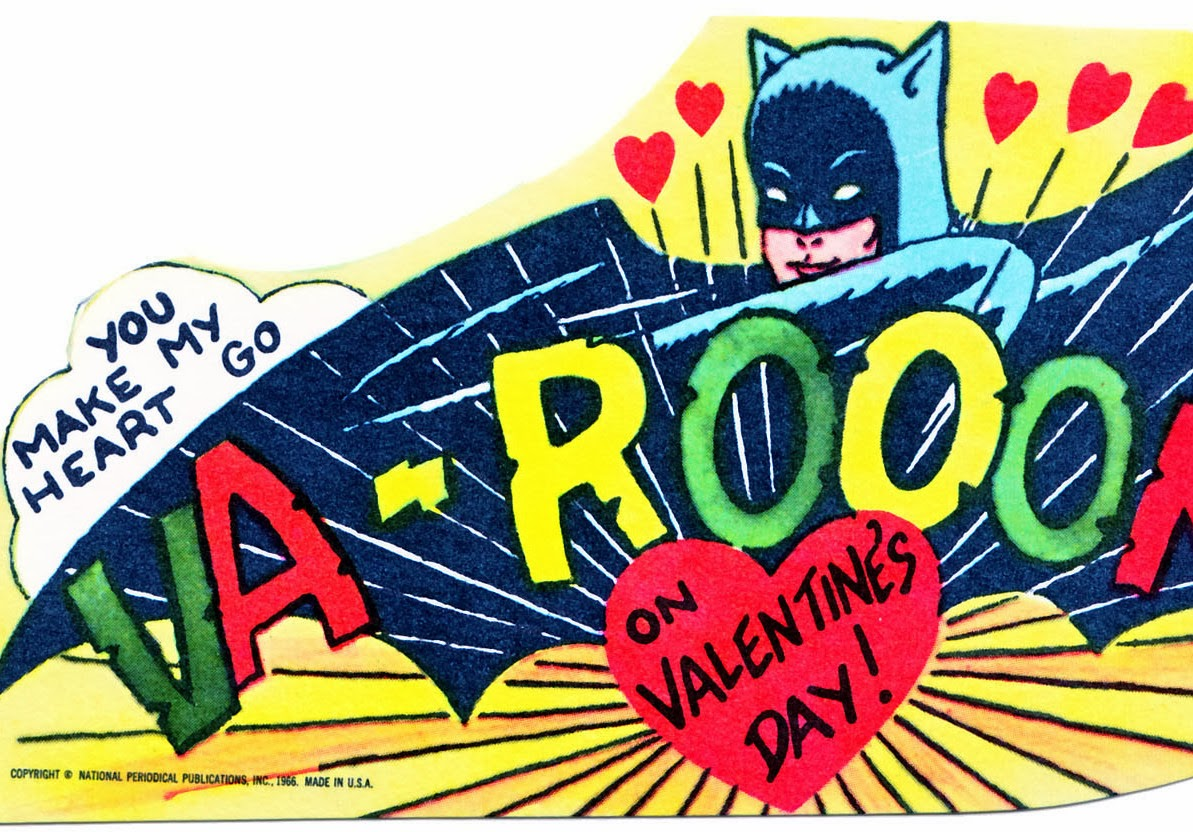 Happy Valentine's Day, Batman (1966)