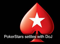 PokerStars settles with DOJ