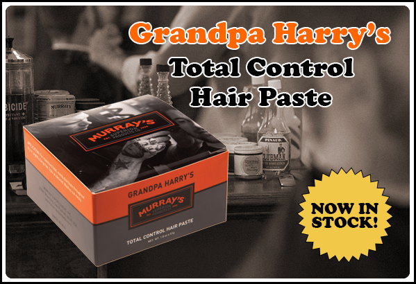 New Murrays Granpa Harry's Total Control Hair Paste