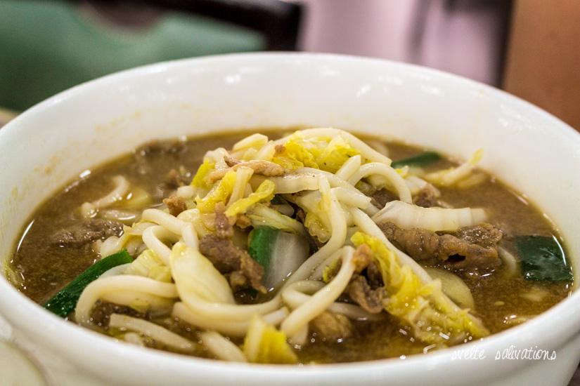 Lamb noodles at Islam Food, Hong Kong | Svelte Salivations