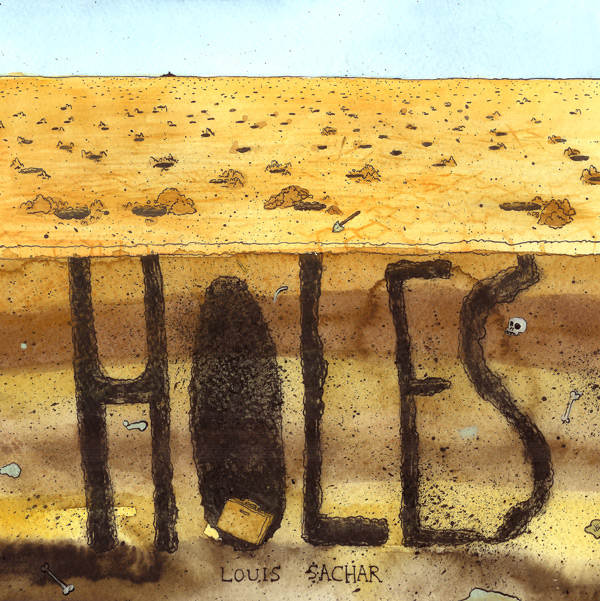 Holes Book Cover Ideas : Holes book quotes quotesgram