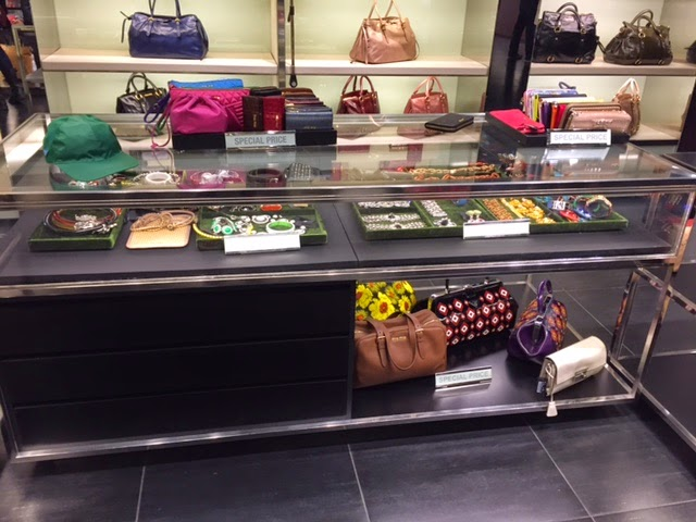 fc997d34dfe Madison Avenue Spy  Inside the Prada Outlet  In Florence
