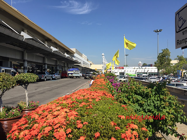 Chiang Mai Airport, Thailand