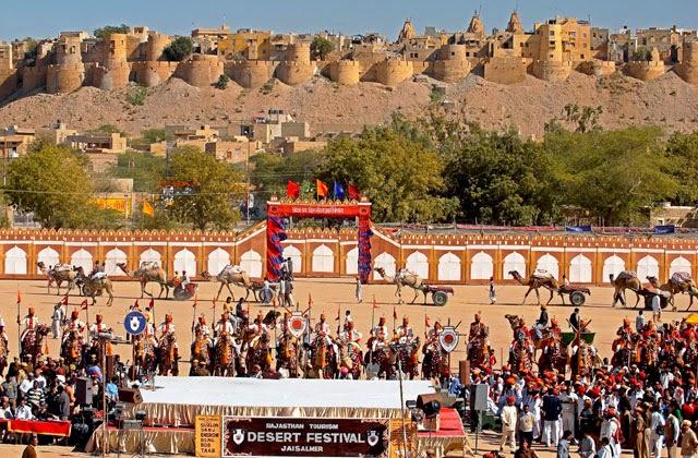 Jaisalmer Festival, Rajasthan