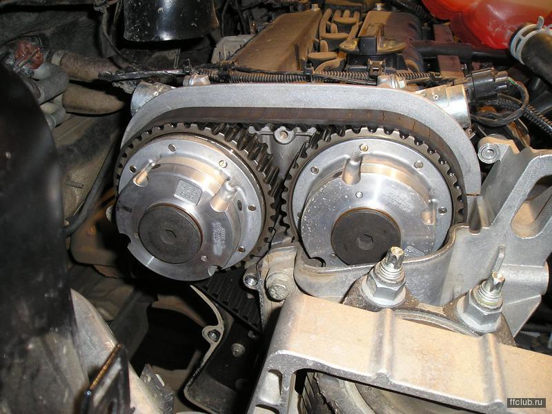 Замена ремня грм форд фокус 3 16 своими руками 68