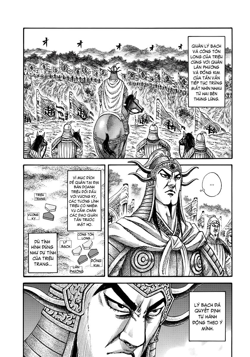 Kingdom – Vương Giả Thiên Hạ (Tổng Hợp) chap 155 page 3 - IZTruyenTranh.com