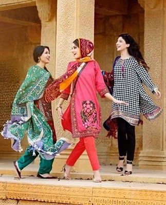 nishat winter collection 2014-15